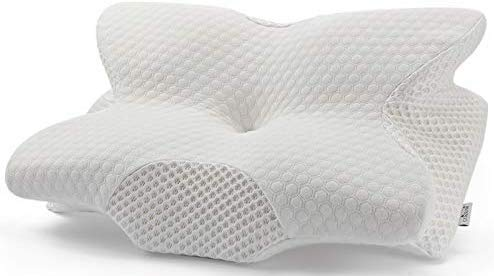 Coisum Back Sleeper Cervical Pillow - SleepSharp