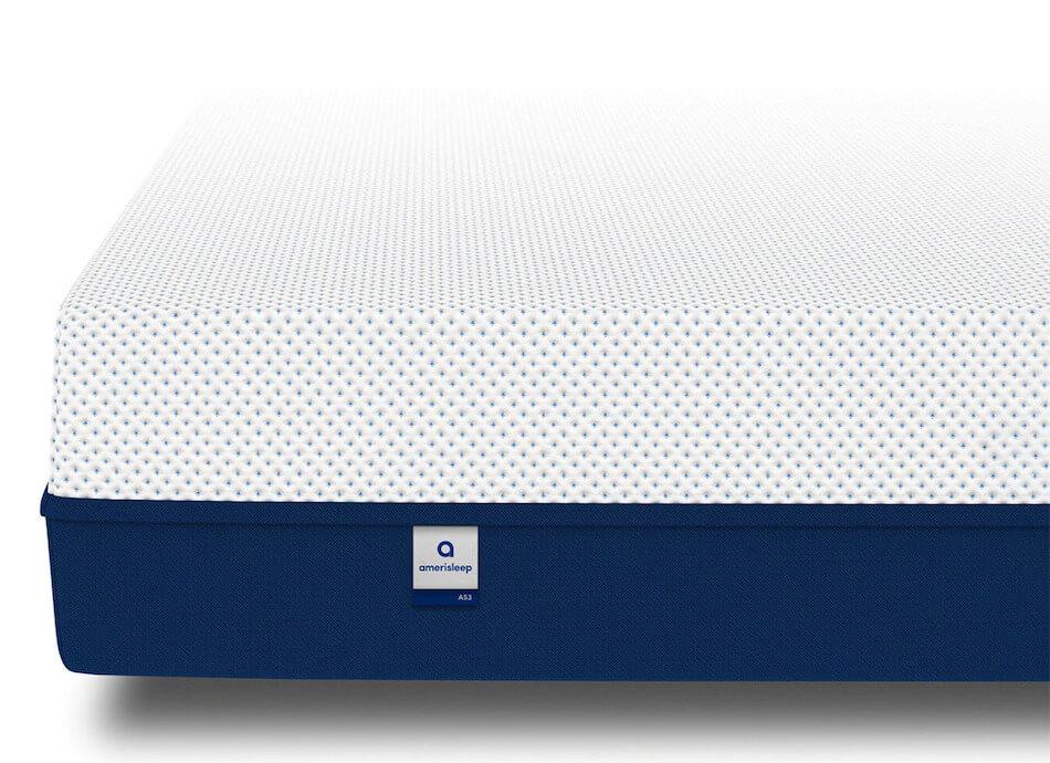 amerisleep as3 mattress closeup - SleepSharp