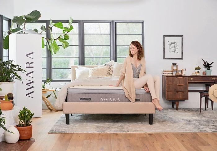 awara mattress edge - SleepSharp