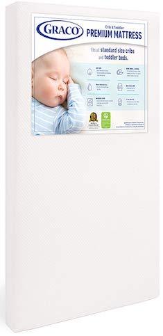 graco premium foam crib mattress - SleepSharp