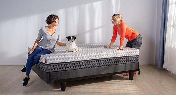 layla mattress edge 1 - SleepSharp