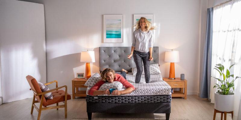 layla mattress review - SleepSharp
