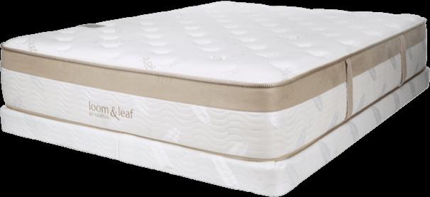 loom and leaf mattress - SleepSharp