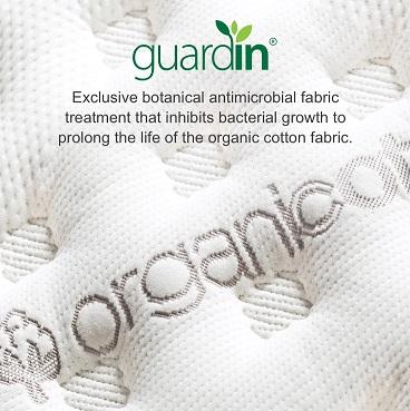 loom ans leaf organic mattress 1 - SleepSharp