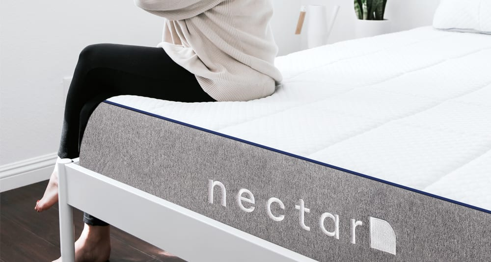 nectar mattress edge support - SleepSharp
