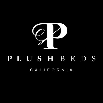 plushbeds logo - SleepSharp