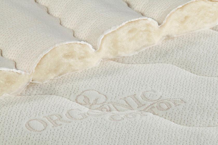 plushbeds organic cotton - SleepSharp